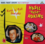 "LP - ✦✦ HASIL ""HAZE"" ADKINS ✦✦ "" Rock'n'Roll Tonight """